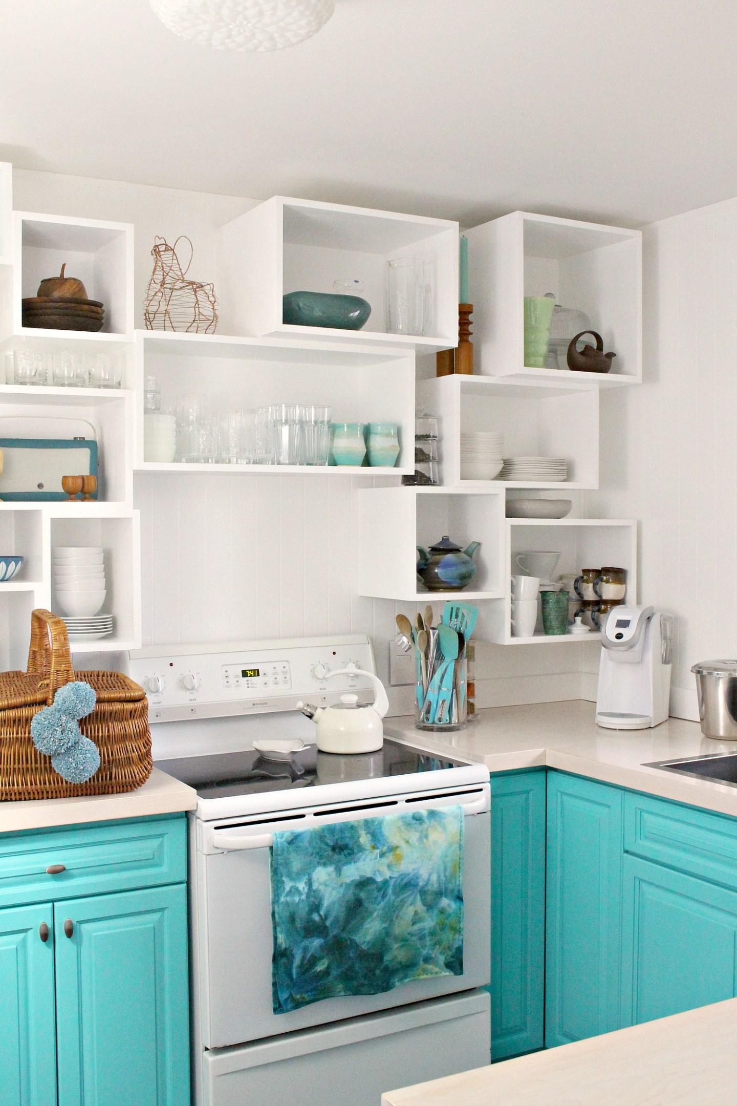 Cheap Kitchen Cabinet Alternative