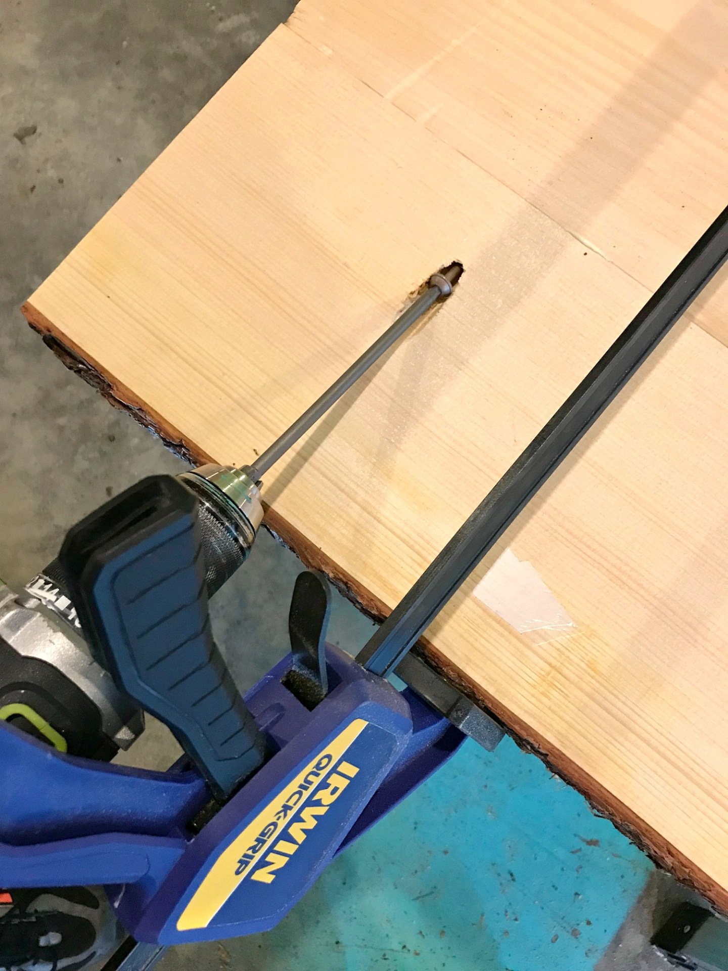 How to Make a DIY Live Edge Table Top