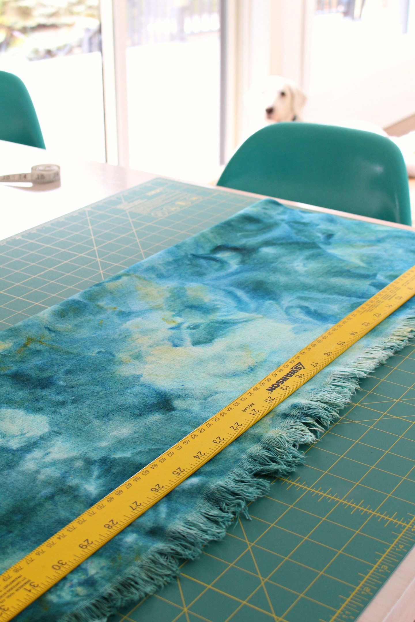 Cutting Fabric the Right Way