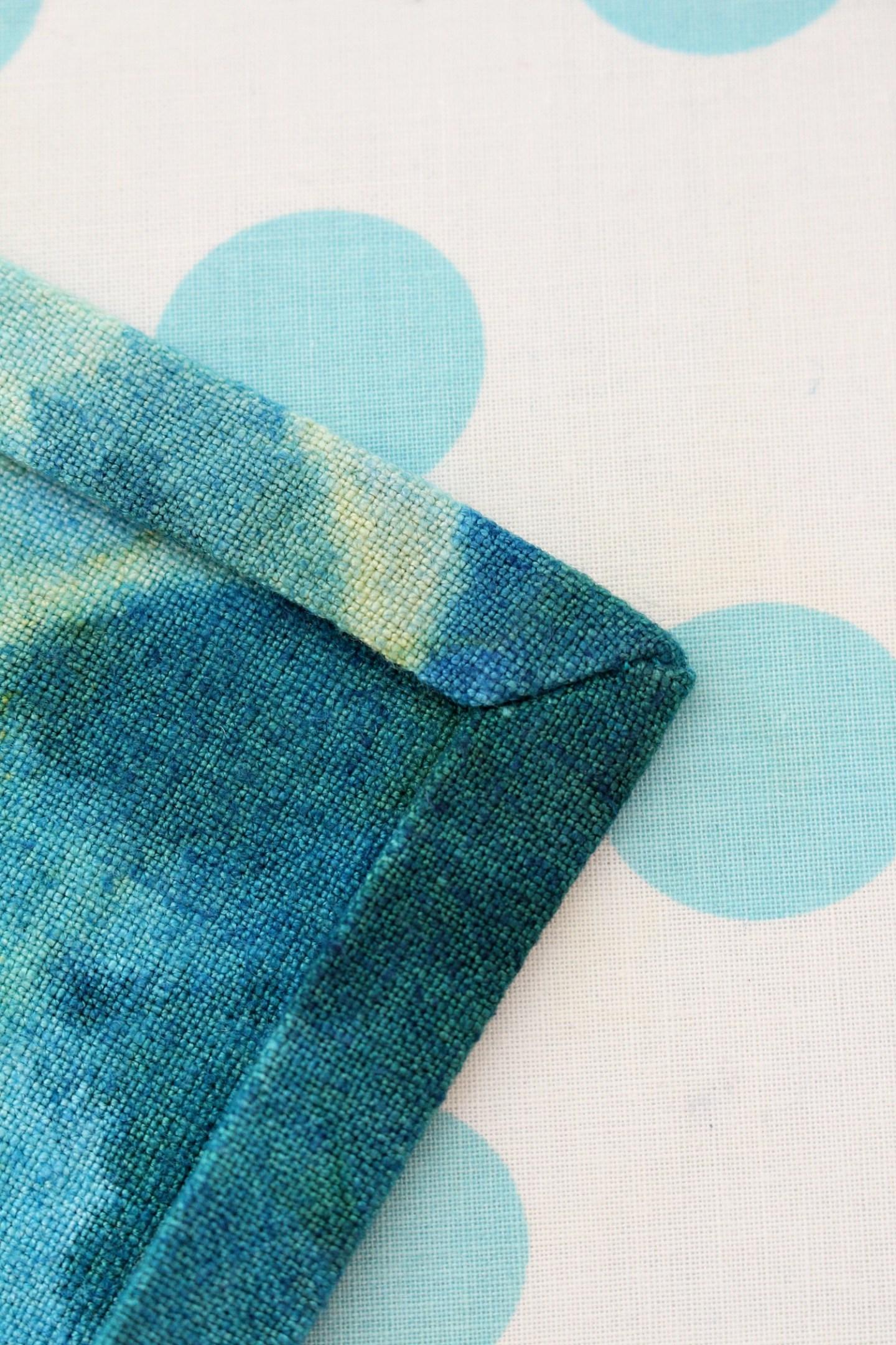 Easy DIY Tea Towel Sewing Tutorial