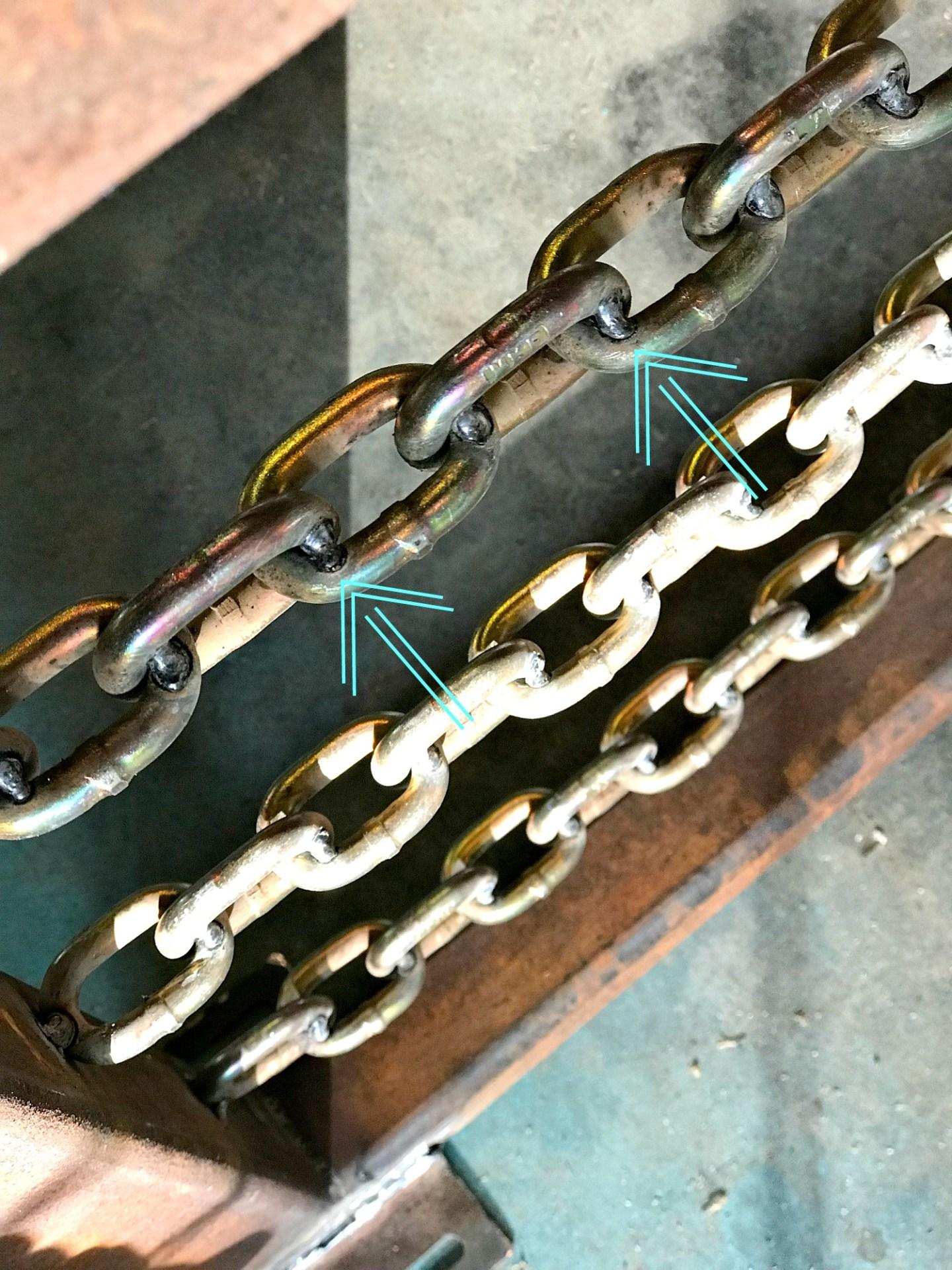 Welded Chain | Learn How to Weld Chain