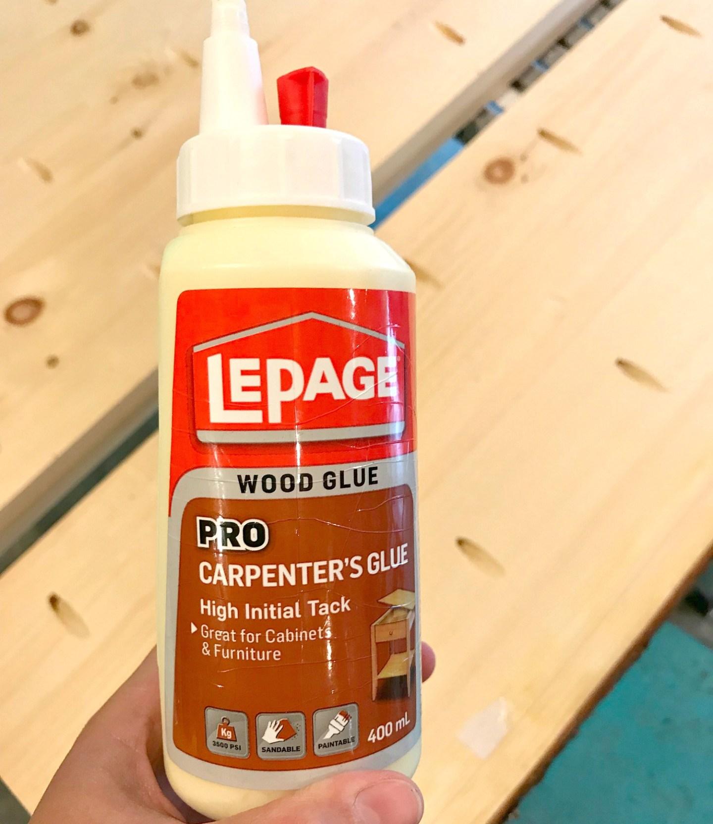 LePage Wood Glue