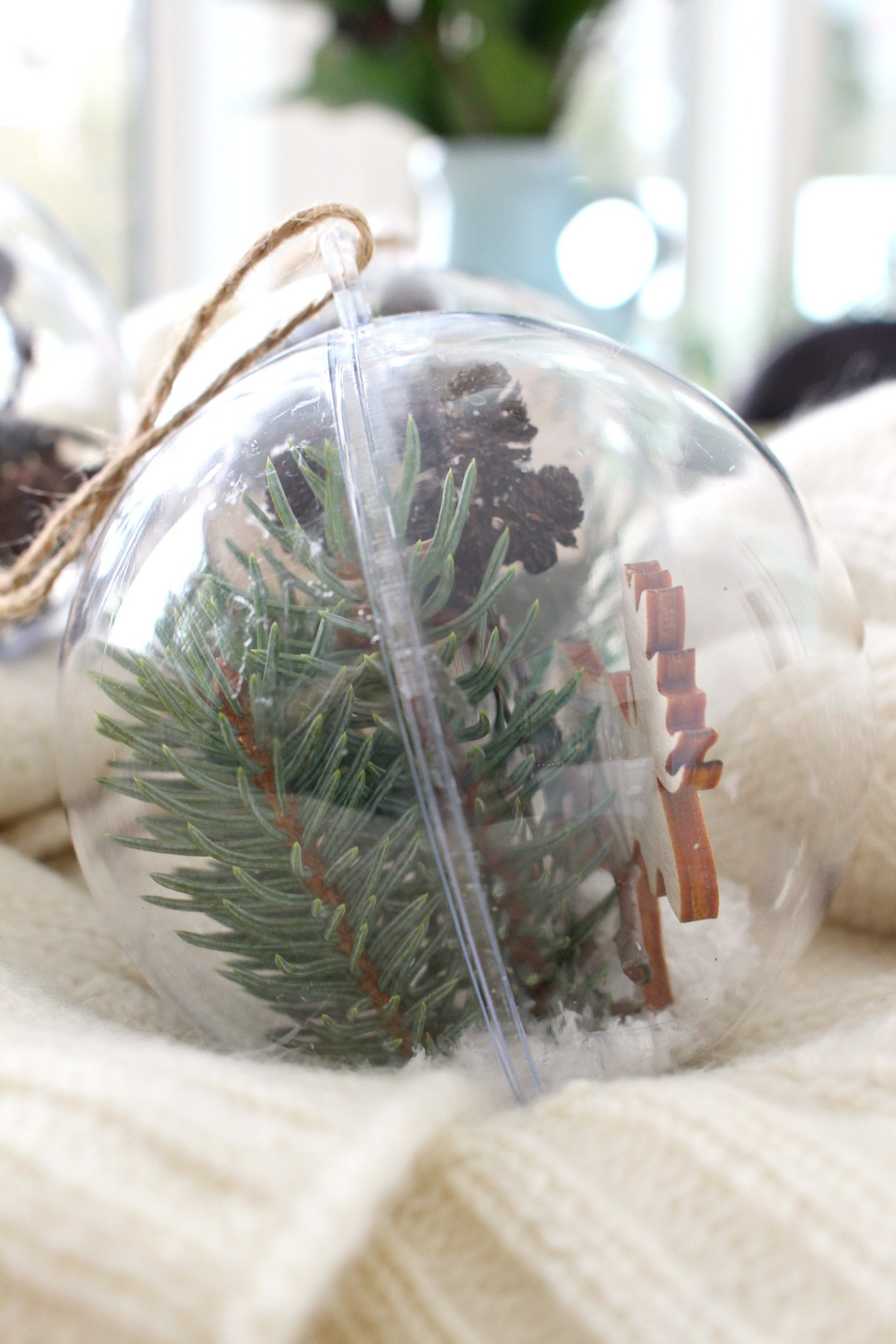 Fillable Ornament Ideas for Kids