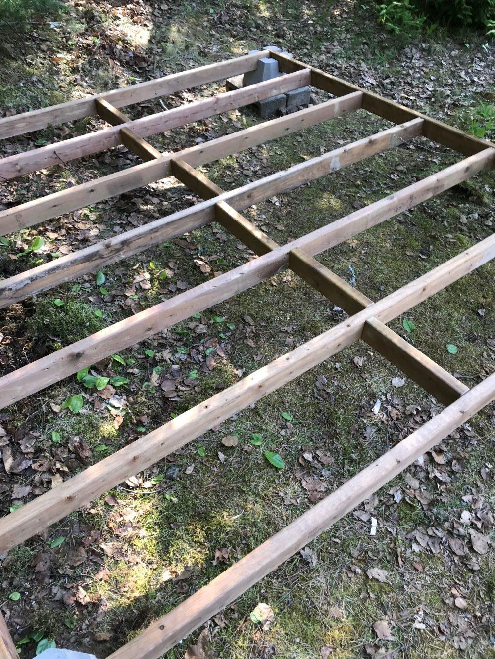 Building a Chicken Coop Floor