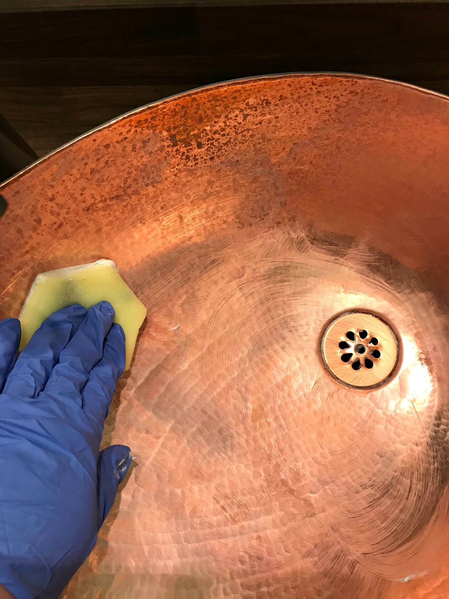 How to Remove Copper Patina