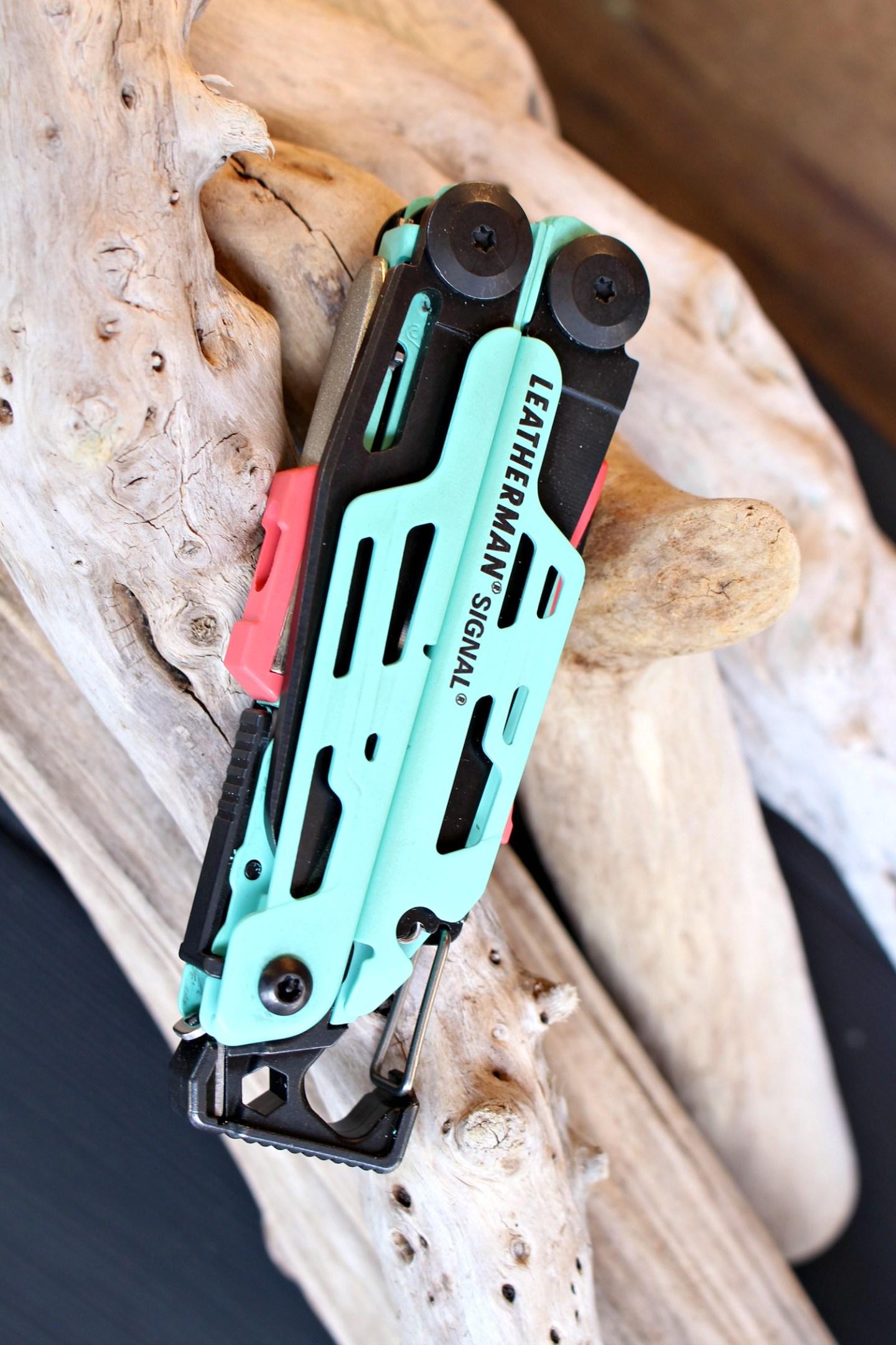 Turquoise Multi Tool