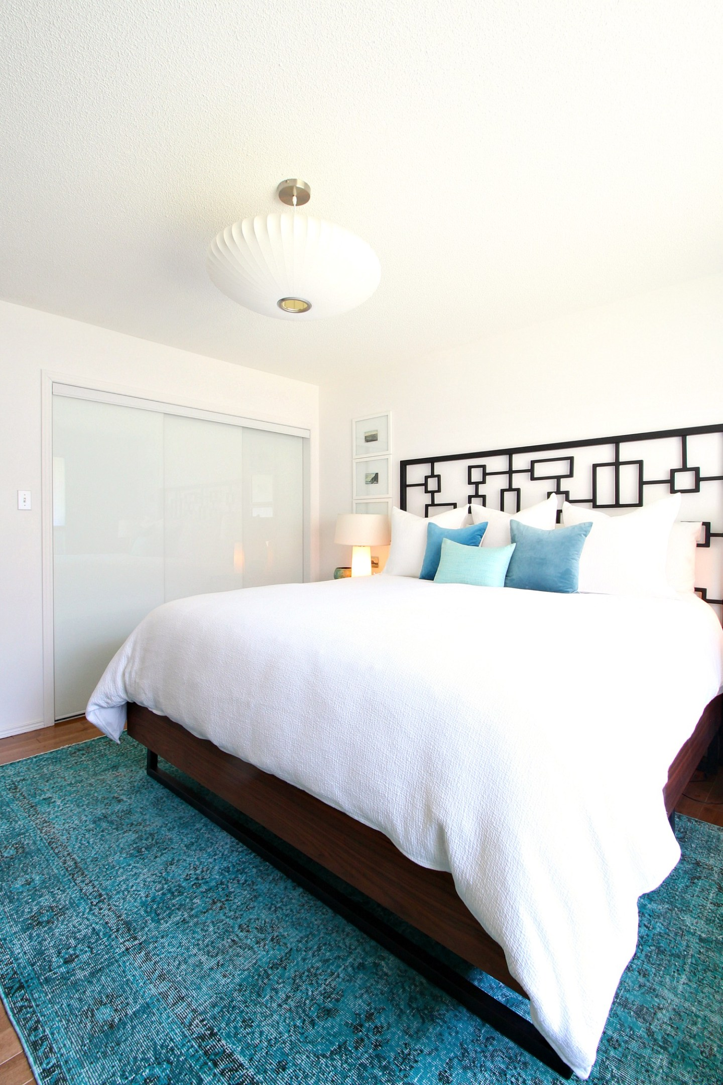 Choosing a Vintage Rug for the Master Bedroom (from Revival Rugs)