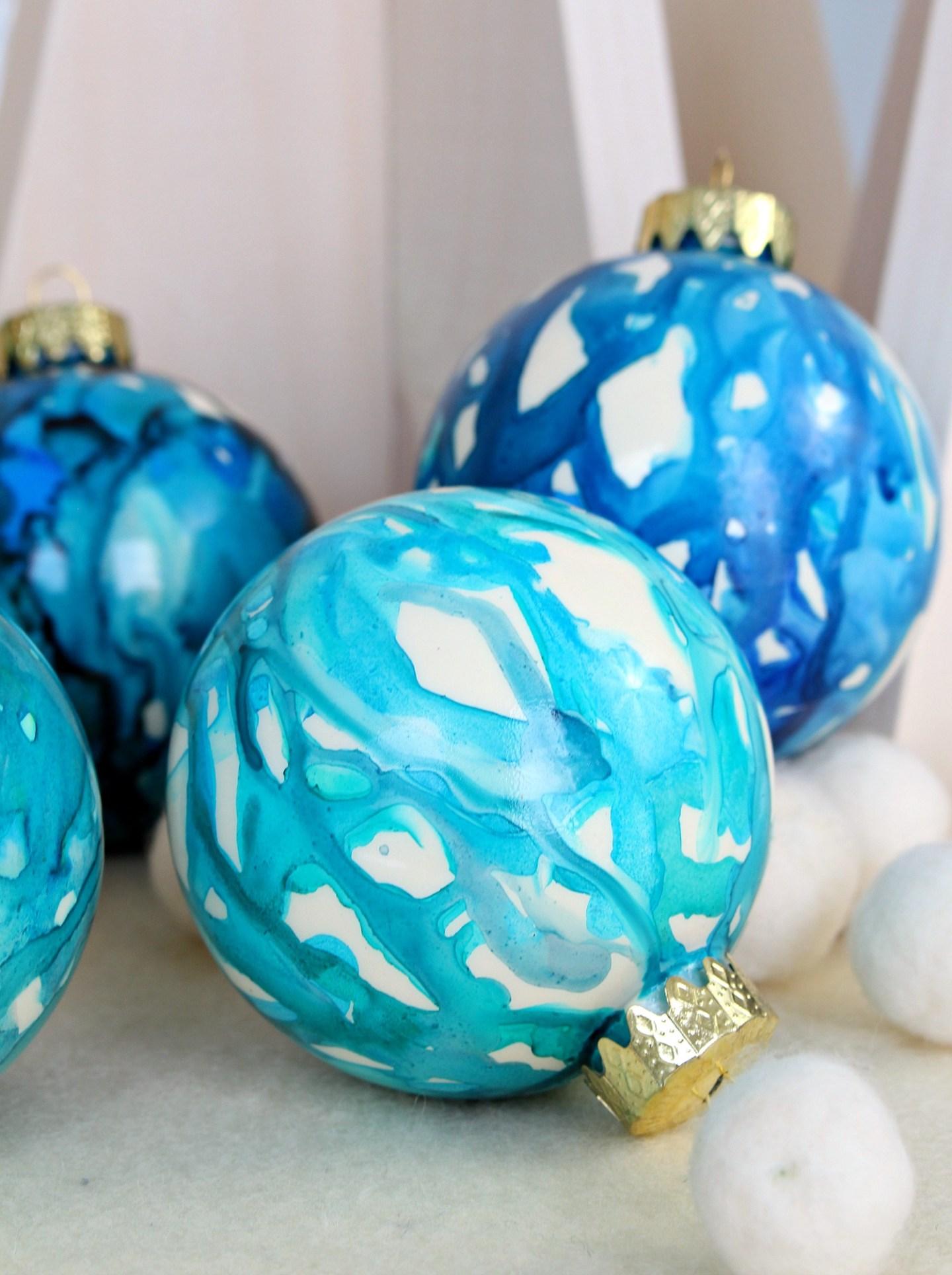 Coastal Christmas Ornaments