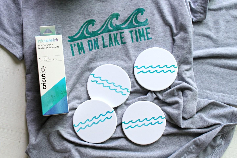 Lake Inspired DIY Gifts