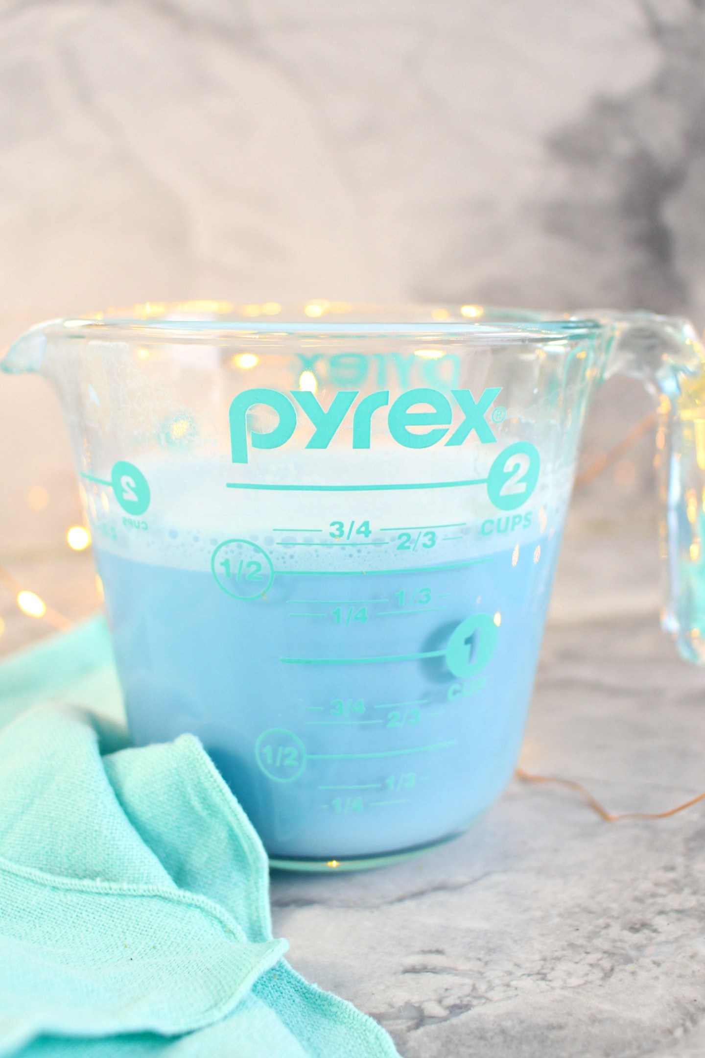How to Make a Butterfly Pea Flower Latte