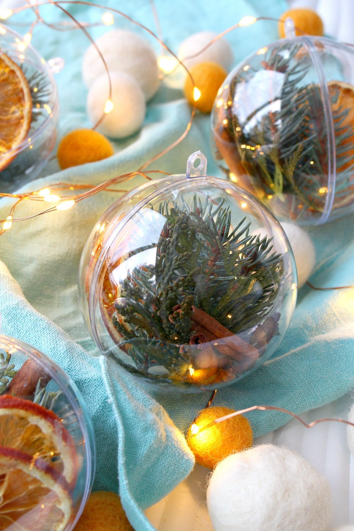 Aromatic Christmas Ornament