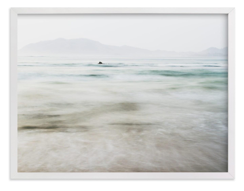 etheral beach art