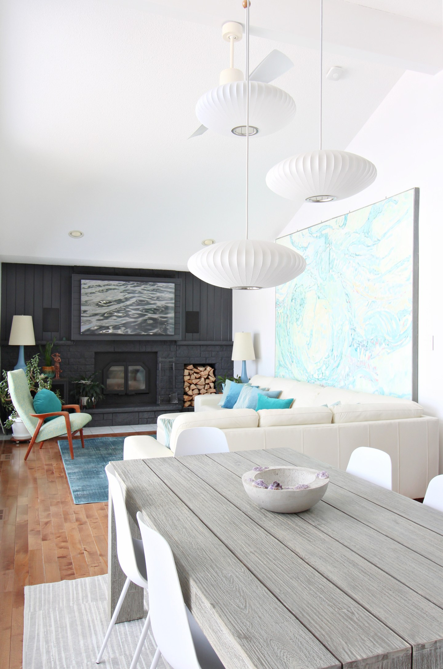 Coastal Home Decor Inspiration
