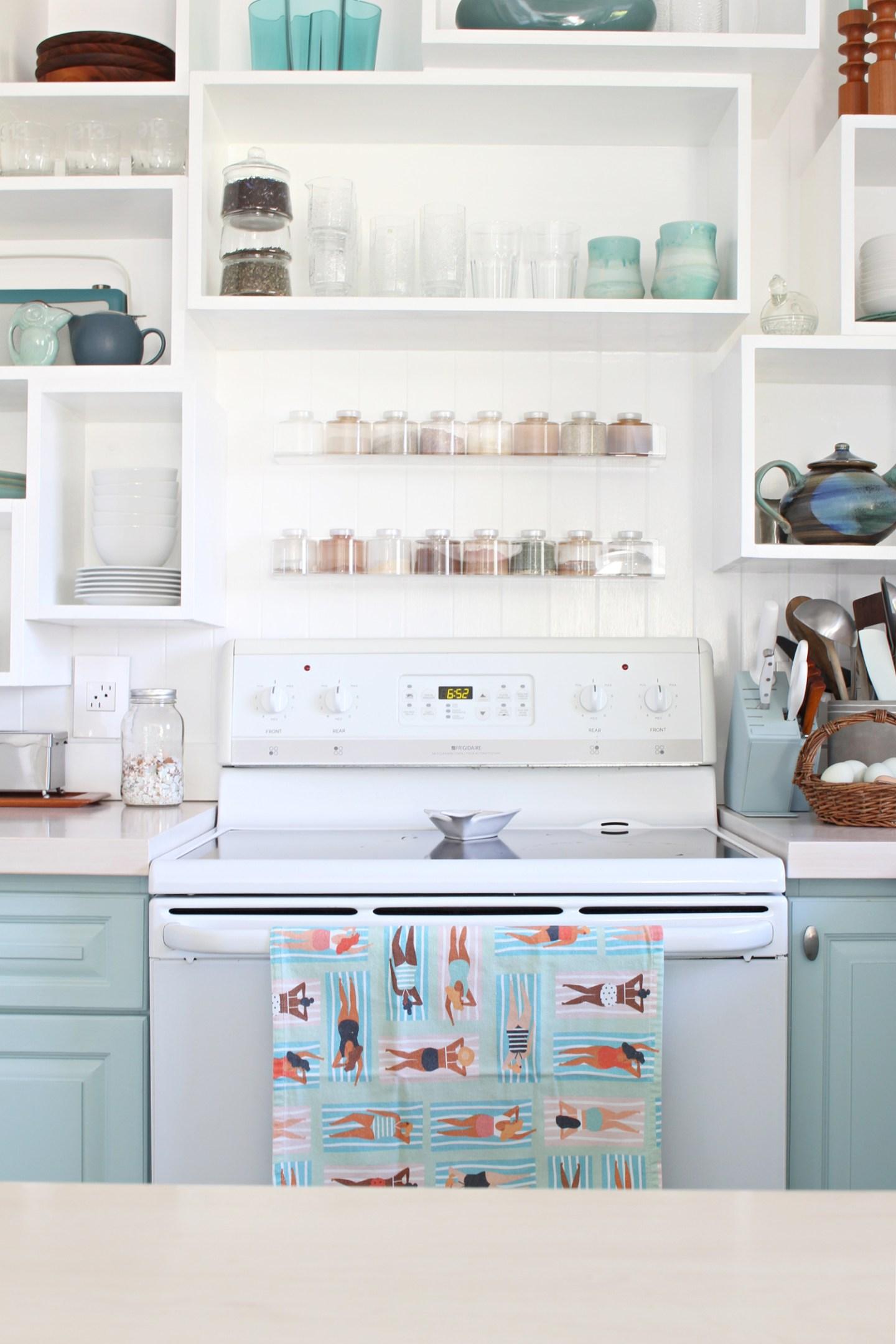 Beachy Kitchen Design