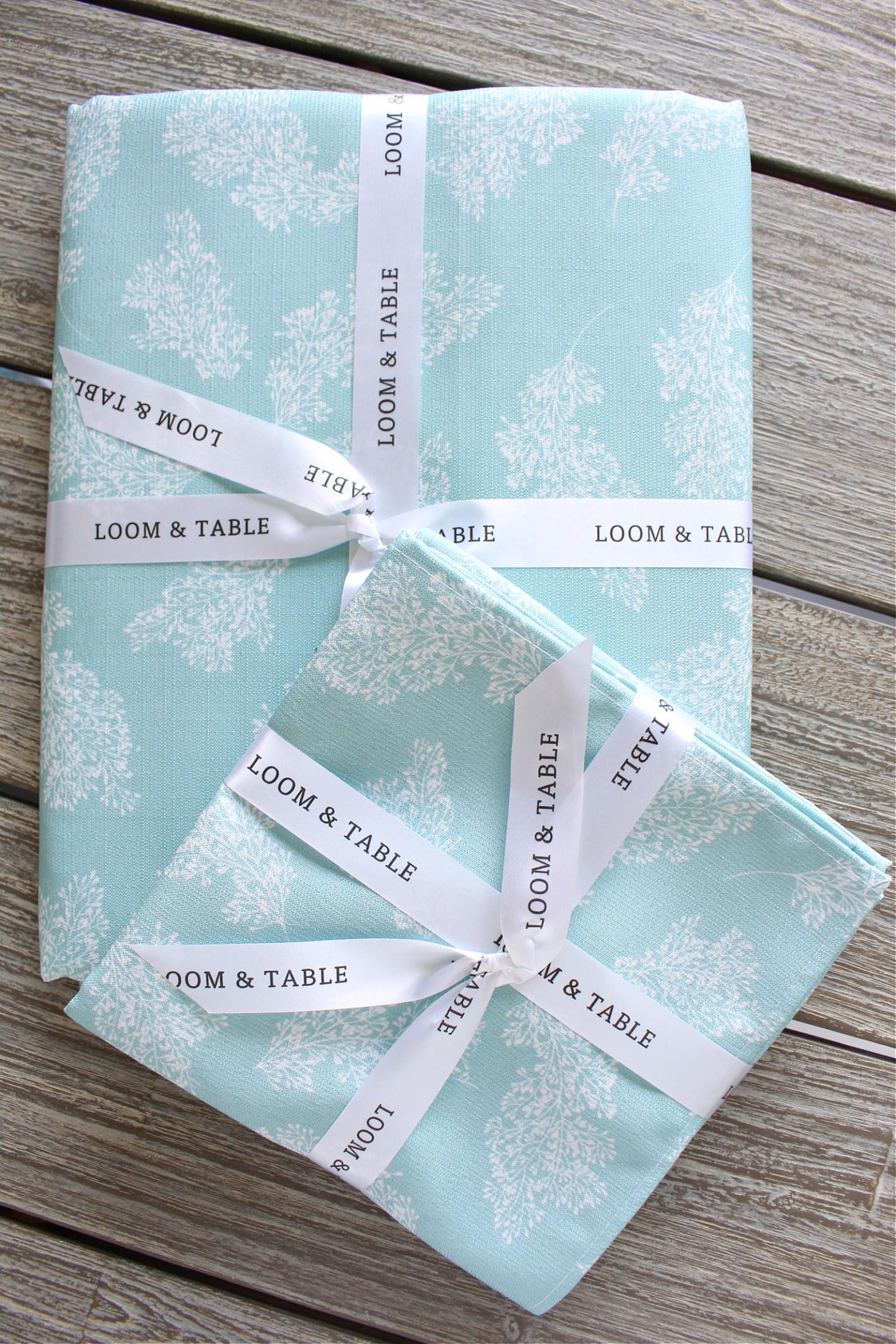 Loom & Table Custom Table Linens