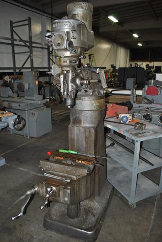 Reconditioned Bridgeport Milling Machine