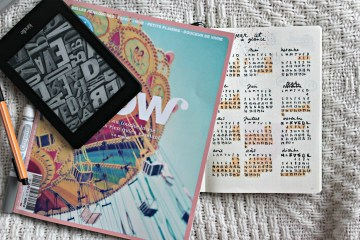 Le bullet journal version RAF