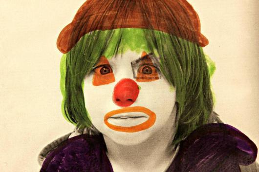Bille de clown