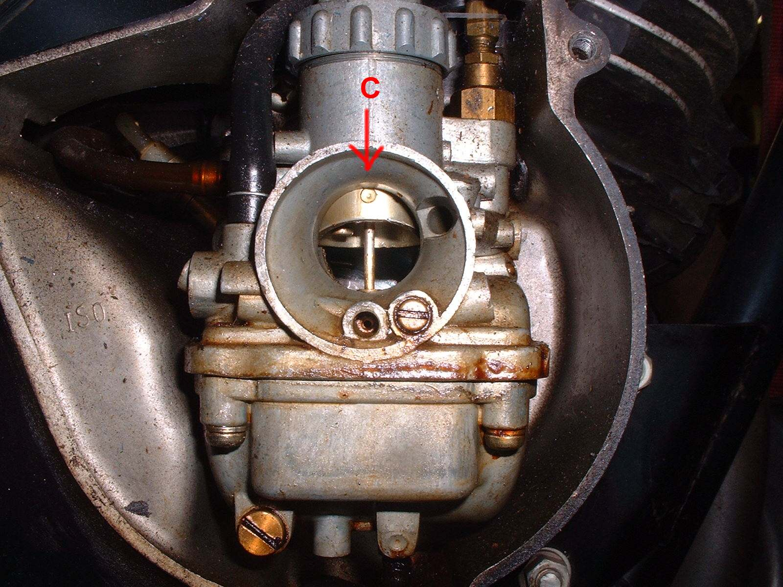 hight resolution of oil pump setting