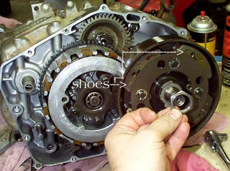centrifugal clutch  F1technicalnet