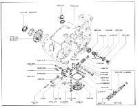 Dan's Motorcycle Four Stroke Oil Pump Lubrication