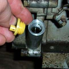 Briggs And Stratton Oil Change Simple House Wiring Diagrams Dan S Motorcycle Your Page 2 This Applies To Both Horizontal