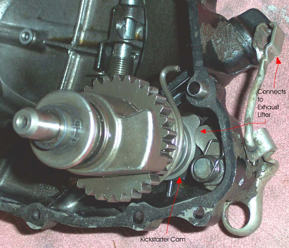Honda Vtx Wiring Diagram Dan S Motorcycle Four Stroke Compression Releases