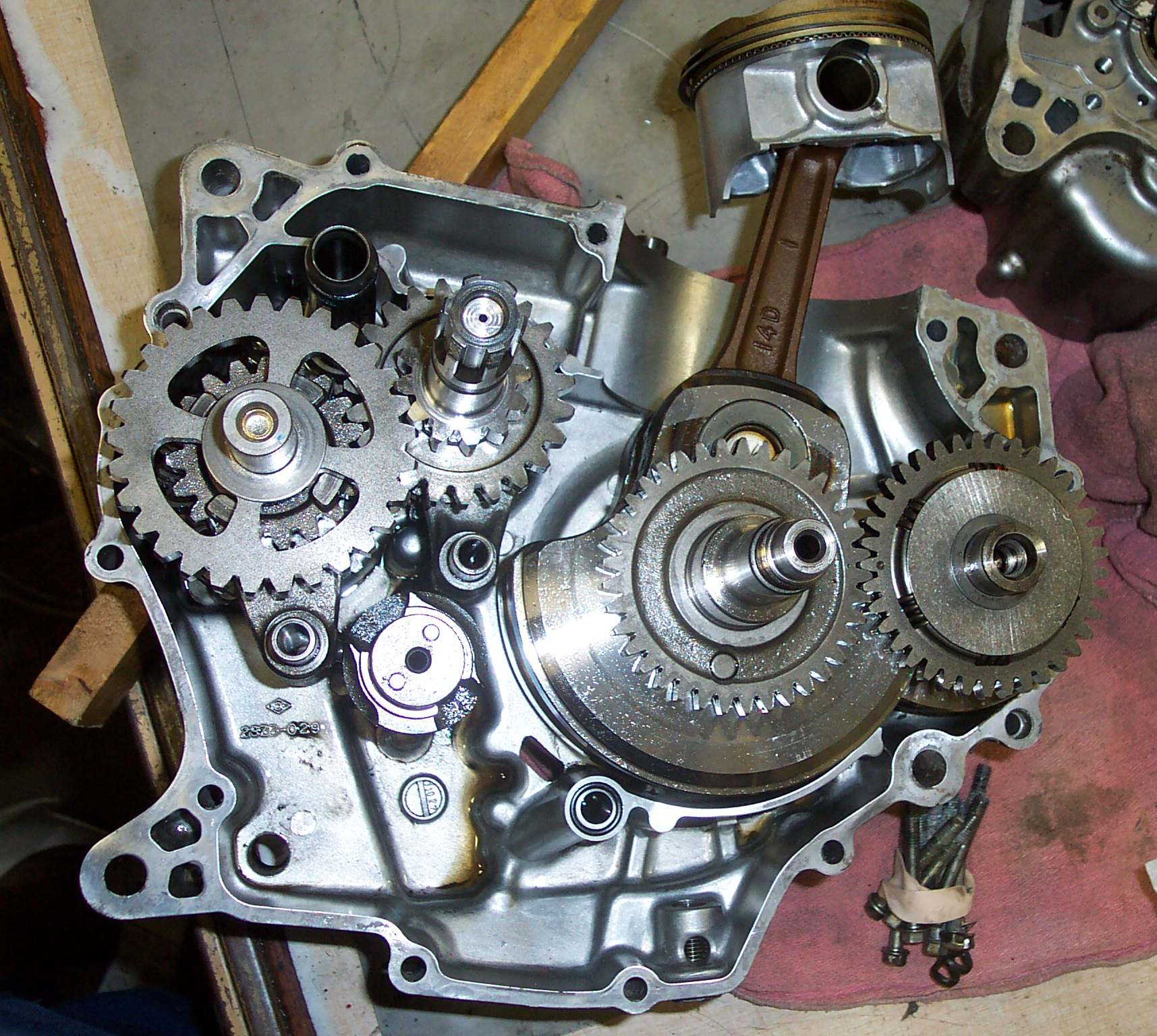 Gear Box Of Motorcycle  Wiring Library