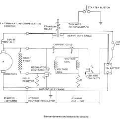 Prestolite Aircraft Alternator Wiring Diagram Yamaha Outboard Tach Motorcycle Voltage Regulator - Somurich.com