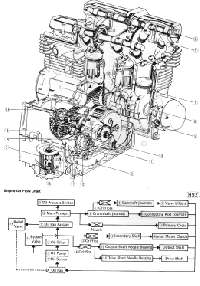 90cc Honda Clone Engine Diagram 2 Stroke Engine ~ Elsavadorla