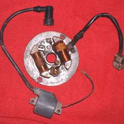 1998 Yamaha Golf Cart Wiring Diagram Ignition Coil Dan's Motorcycle Flywheel Magnetos