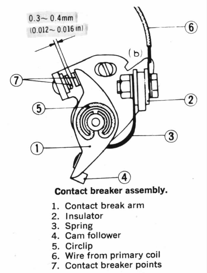 chinese quad wiring diagram magneto