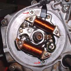 Yamaha Mio 125 Wiring Diagram Whirlpool Washer Electrical Dan's Motorcycle Flywheel Magnetos