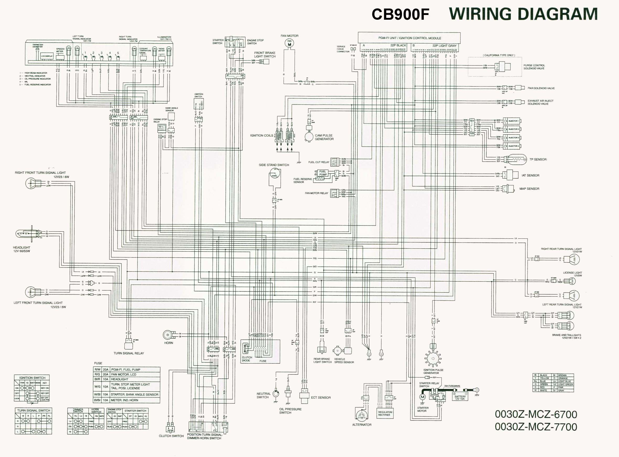 [WRG-3209] Wiring Diagram For 72 Super Glide