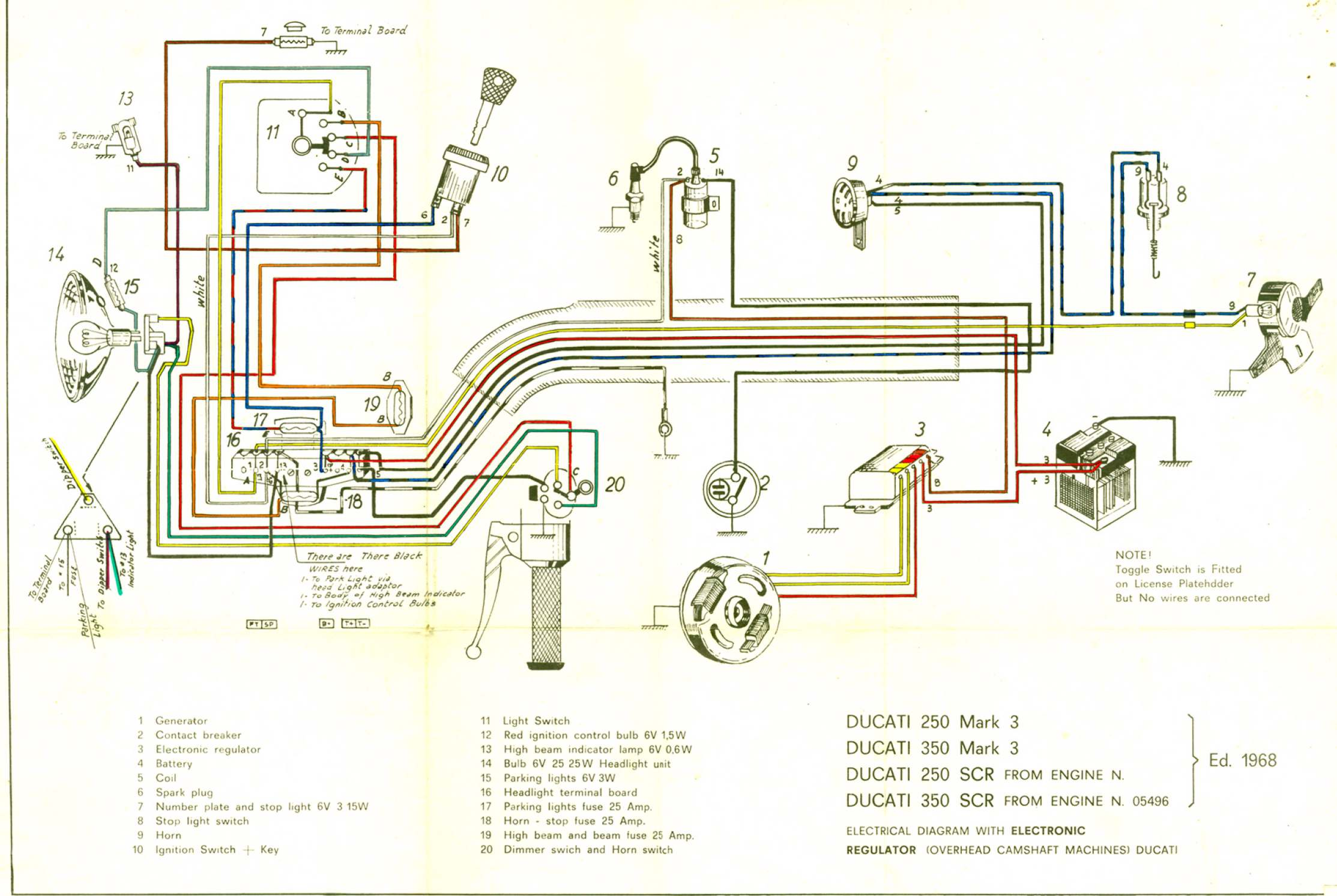 2003 Harley Davidson Sportster Wiring Diagram Dan S Motorcycle Quot Various Wiring Systems And Diagrams Quot