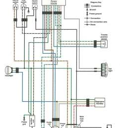 motorcycle ignition switch wiring diagram just wiring data rh ag skiphire co uk kawasaki mule 550 [ 1873 x 2630 Pixel ]