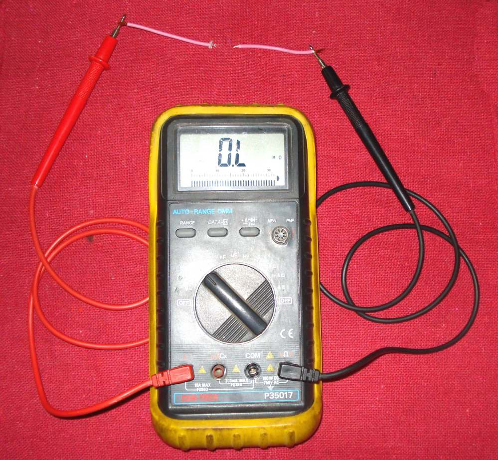 medium resolution of what s that you say your motorcycle is a dirt bike and has no battery not to worry you can t use a circuit tester light but you can use an ohm meter