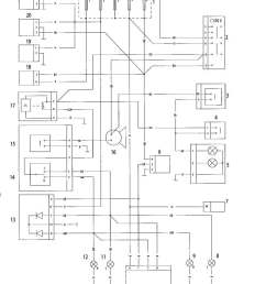 below is the wiring for a triumph rocket iii the auxiliary and accessory circuit diagram the starting and charging circuit diagram the lighting circuit  [ 741 x 1080 Pixel ]