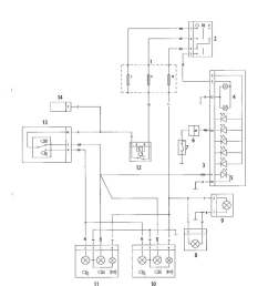 auxiliary and accessory circuit starting and charging circuit lighting circuit complete circuit [ 779 x 1107 Pixel ]