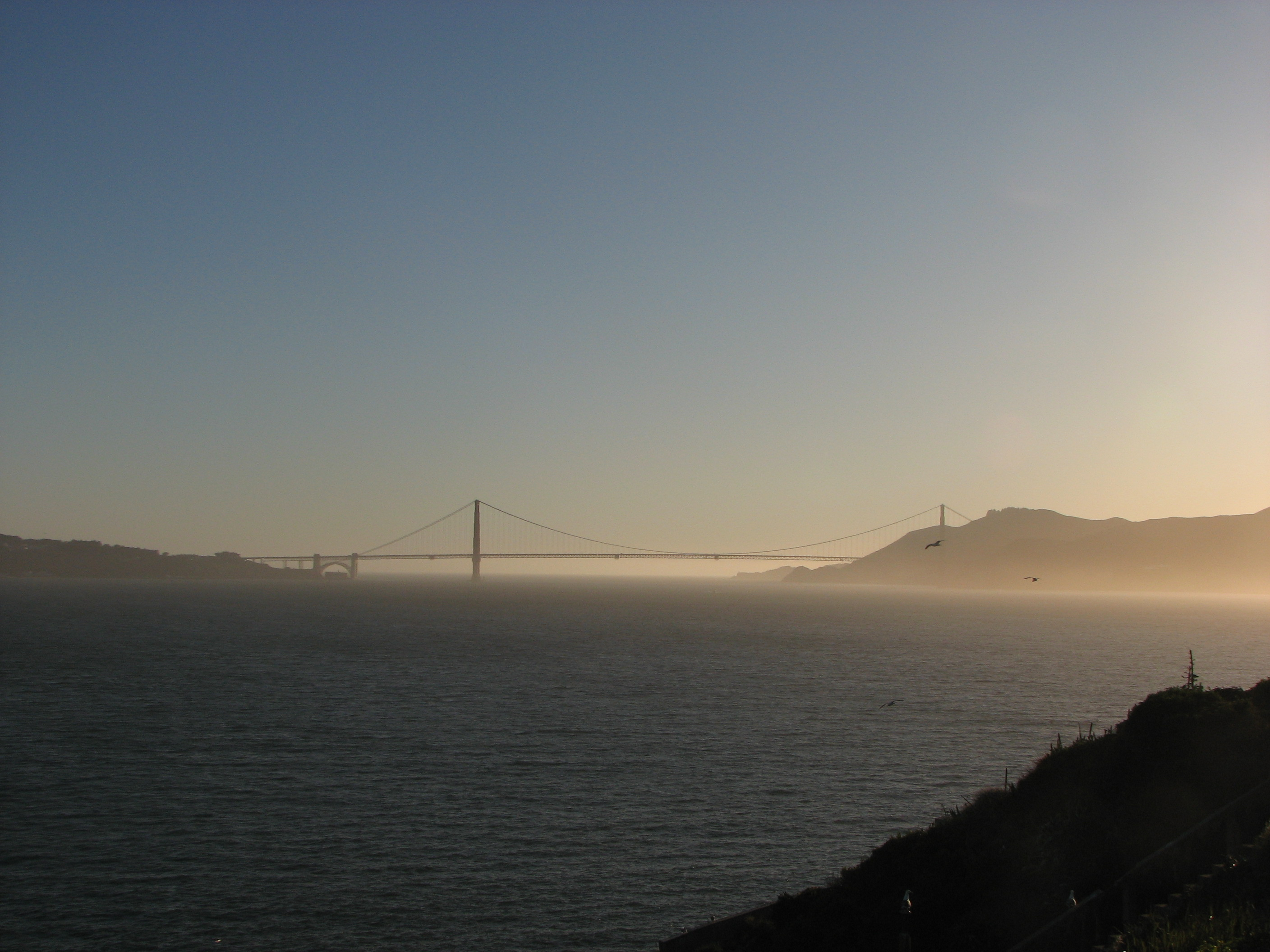 San Francisco, CA – The City by The Bay