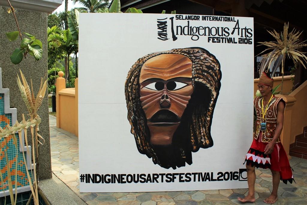 Celebrating The Selangor International Indigenous Arts Festival 2016