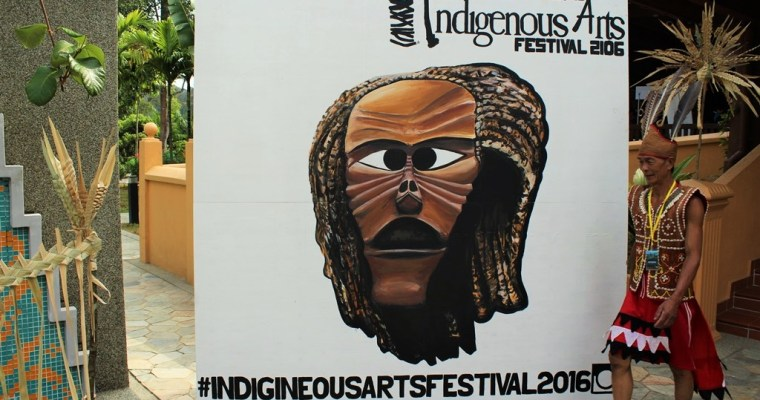 Celebrating The Selangor International Indigenous Arts Festival 2016