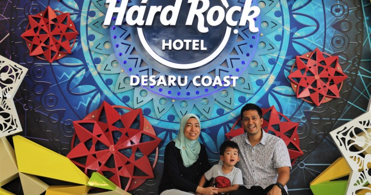 Hard Rock Hotel Desaru Coast: A Rather Mixed Performance