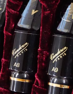 Vandoren saxophone mouthpieces adapted from banddirector also  crash course on dansr rh