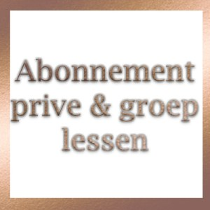prive-groep-abonnement