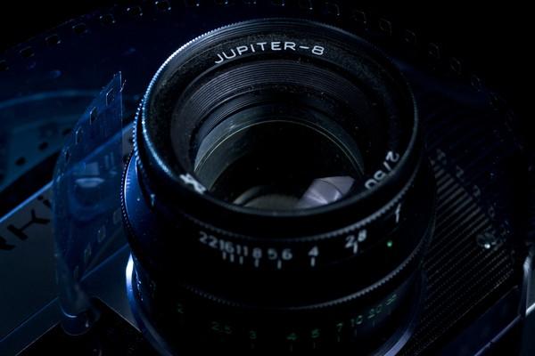 Zorki 4K - Jupiter-8 50/2 M39