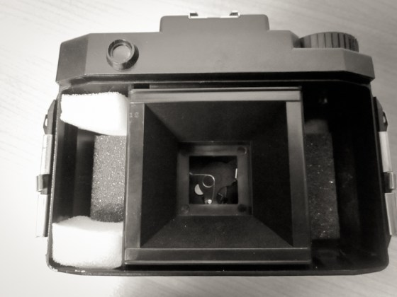 Modification Holga
