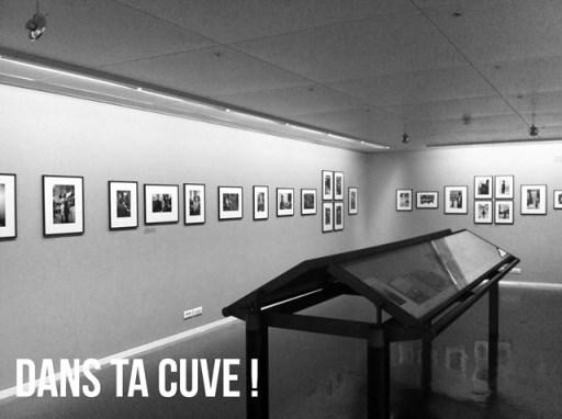 Fondation HCB à Paris - Exposition Sergio Larrain