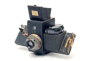 """Premier appareil photo """"DIY"""" de Didier"""