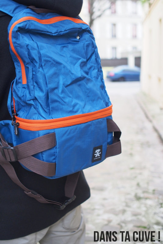 Crumpler Light Delight Foldable Backpack